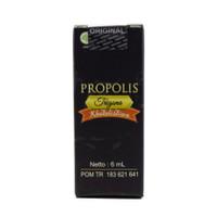 Propolis Trigona Khatulistiwa 6 ml - Anti-Oksidan Bio Flavonoid Tinggi