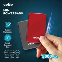 VOLTE GRIS / VOLTE ROHA POCKET POWERBANK 5.000 Mah