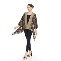 Lyne Halim Blouse Batik Blazer 02908