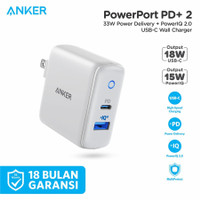 Wall Charger Anker Powerport PD+ 2 - A2626
