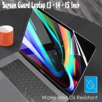 Screen Guard Laptop 13 14 15 inch Anti Gores Asus Acer Lenovo Macbook