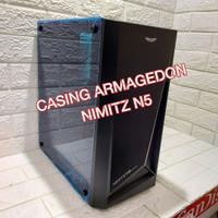 PC RAKITAN CORE I7-2600|M/B H61|8GB|SSD120GB|HDD 1TB|RX 570 4GB