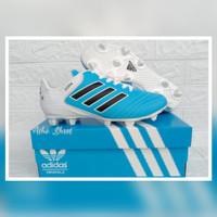 Sepatu Adidas Copa Sepak bola new - BIRU PUTIH, 39