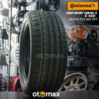 Ban Mobil Continental ContiSport Contac-3 E SSR 245/45 R18 96Y RFT