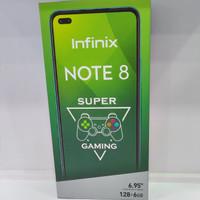 infinix note 8 6/128 garansi resmi 1 tahun