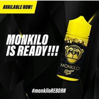 MONKILO 3mg 100ml Banana Split Liquid Vape ejuice REBORN
