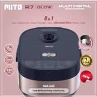 READY STOK Mito Rice Cooker R7 GLOW