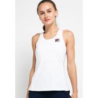 FILA Baju Tank Top Wanita Wimbledon Tanktop - White
