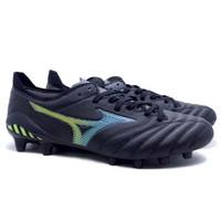 Sepatu Bola Mizuno Morelia Neo III Elite - Black/Blue Atoll
