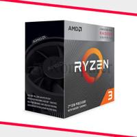 AMD AM4 Ryzen 3 3200G (Radeon Vega 8) 3.6Ghz Box Socket AM4
