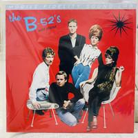 Lp The B-52's - Wild Planet album mobile fidelity vinyl