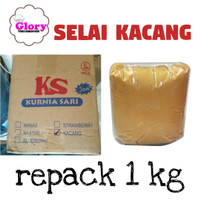 selai kacang kiloan repack 1kg / selai roti bakar/ selai roti