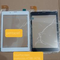 Touchscreen evercoss AT8B atau AT8L 100% original