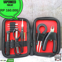 TOOL KIT VAPERNEED AUTHENTIC FOR COILING VAPE BY VAPERNEED