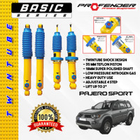 Aksesoris / Suspensi / Shockbecker Profender Mitsubishi Pajero Sport