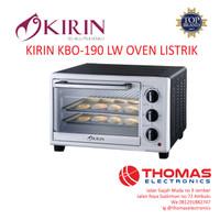 KIRIN KBO-190 LW OVEN LISTRIK