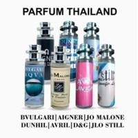 Parfum Thailand Premium 35 ml Parfum Badan & Baju 35ml