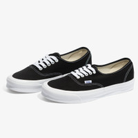 Vans Vault OG Authentic Black White Summer Spring 2020 (SS2020)