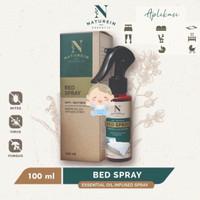 NatureIn Bed Spray 100ml Semprotan Anti Tungau Kasur Sofa
