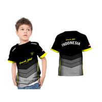 Baju Kaos Anak Pencak Silat Indonesia 002 Fullprint Sublime