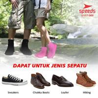 Cover Shoes Pelindung Sepatu Anti Air Jas Hujan Speeds LX 017-2605