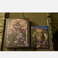 kaset ps4 Death End Re;Quest 2 Limited edition original new & segel