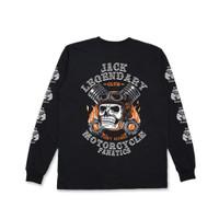 Jackhammer Legendary Club LS Tee Kaos Lengan Panjang Pria