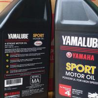Oli yamalube sport 1 liter SAE 10-40