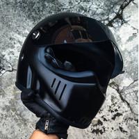Helm Custom Classic SIMPSON BANDIT RX STIG Retro Vintage Klasik