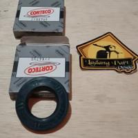seal roda belakang vespa px corteco BA 27*47*6