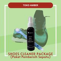 PROMO Shoe Cleaner Package (Paket Pembersih Sepatu)