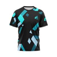Baju Kaos Tshirt Jersey Pria Olahraga Gaming Esport Futsal Sepakbola