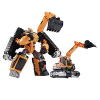 Mainan Robot Tobot Figure Athlon Rocky Robot Mainan