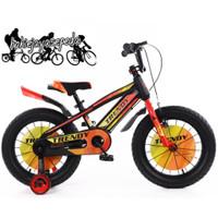 SEPEDA ANAK BMX 18 TRENDY BAN JUMBO 3.0 (anak usia 5-8tahun)