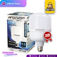 Lampu Procyon LED 5 10 15 W Watt Putih T Bulb Cool Daylight CDL