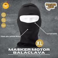 Masker ninja balaclava/ masker motor/termurah harga grosir cuci gudang