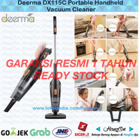 Deerma DX115C Portable Handheld Vacuum Cleaner Household Silent Strong