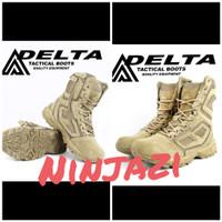 sepatu militer outdoor delta tactical premium anti air
