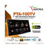 PTA-100 - Asuka Car TV 7 Android Multimedia Double Din