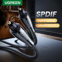 UGREEN 70896 Kabel Toslink Digital Optical SPDIF Audio Fiber Optic