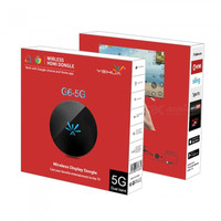 HDMI Dongle Chromecast Miracast 4K HD Wifi Display Video - TV Streamin
