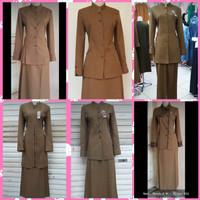 Baju seragam blazer dinas kantor Pemda wanita high quality