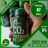 Toyagreen CO2 Tablet Isi 150 pcs Aquascape