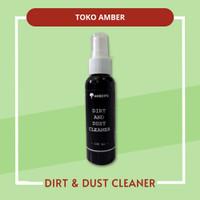 Ambers Dirt and Dust Cleaner Pembersih Sepatu Tas Troller Sofa Karpet