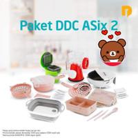 Peralatan Dapur Paket Murah DDC Asix 2