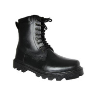 Sepatu boot pria - PDL army security formal shoes