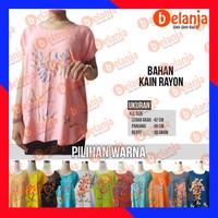 Baju Kaos Atasan Bordir Lukis Bali Oleh Oleh Khas Bali