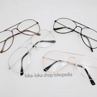 kacamata minus aviator klasik kacamata photocromic