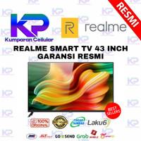 REALME SMART TV 43 inch GARANSI RESMI
