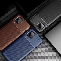 Case Samsung Galaxy A12 Case Softcase Rugged Armor Original
